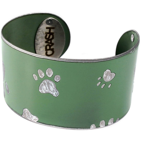 Fiat 'Paws for a Cause' Cuff - CRASH Jewelry