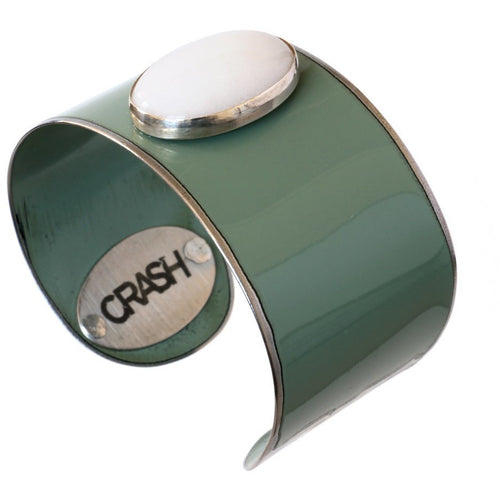 Fiat with Quartzite Cuff - CRASH Jewelry
