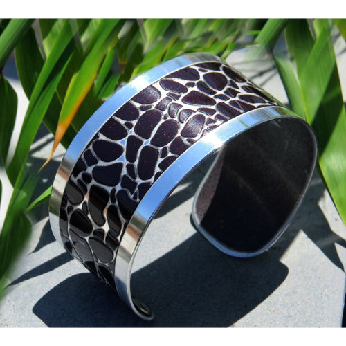Cuffs - Jaguar Animal Print Cuff