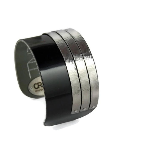 Lamborghini Gallardo Black Cuff - CRASH Jewelry