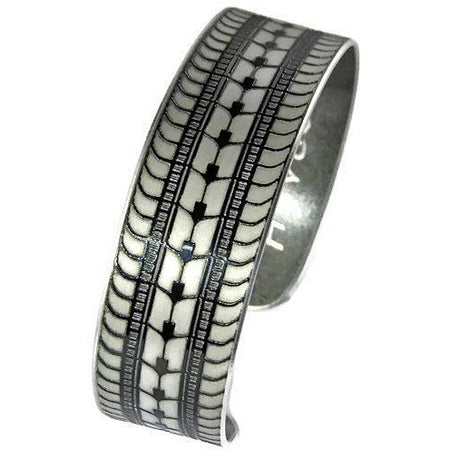 Mercedes-Benz Narrow White Cuff