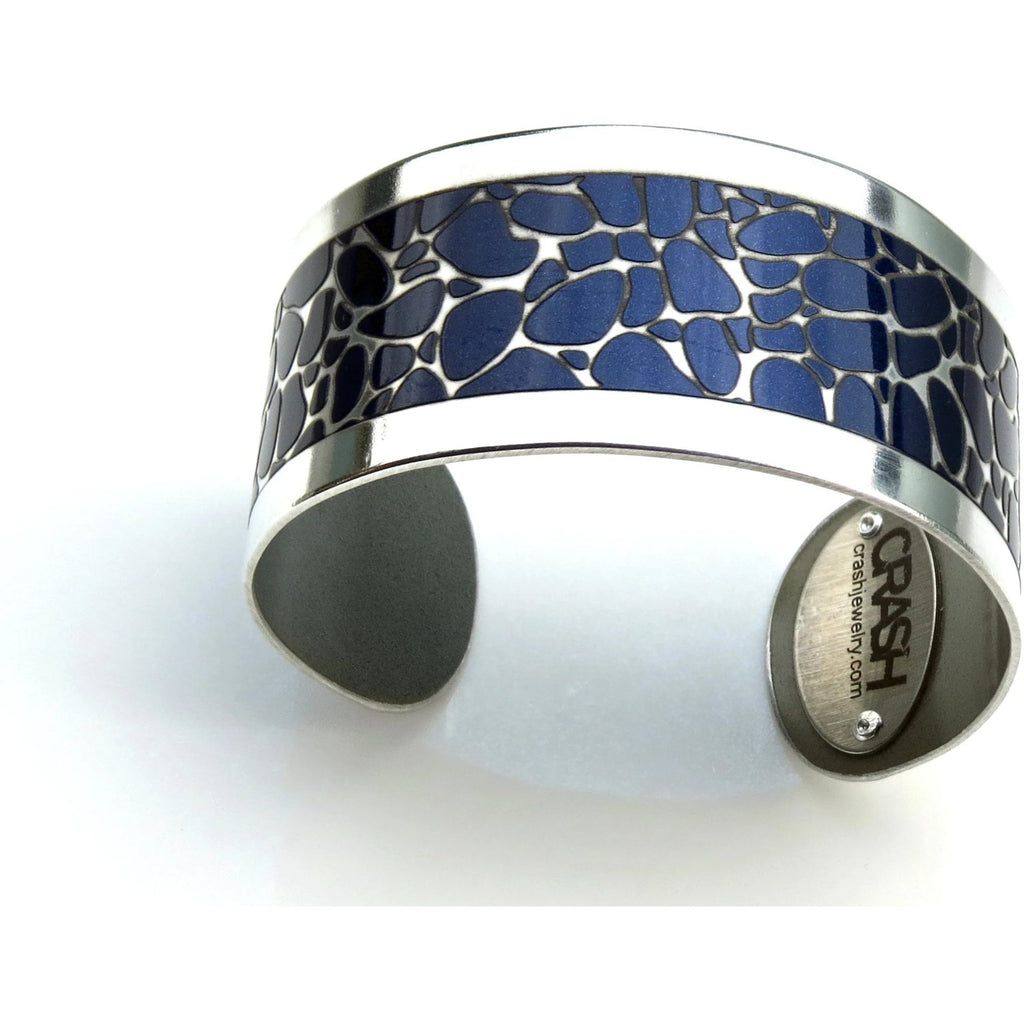 Mercedes-Benz Animal Print Cuff - CRASH Jewelry