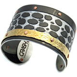 Mercedes SLS Snakeskin Cuff - CRASH Jewelry - 1