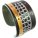 Mercedes SLS Snakeskin Cuff - CRASH Jewelry
