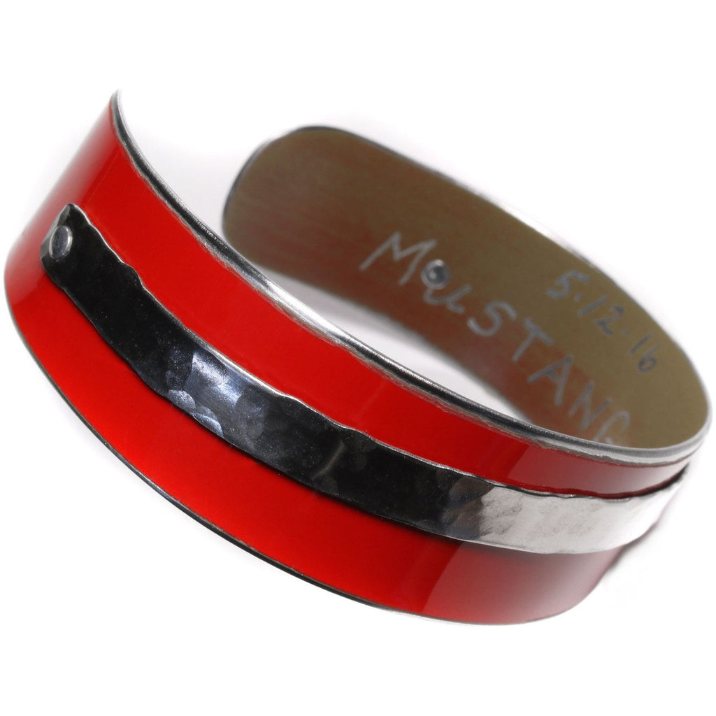 Mustang Narrow Cuff - CRASH Jewelry