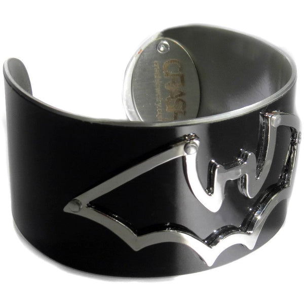 The Bat Cuff - LIMITED EDITION - CRASH Jewelry