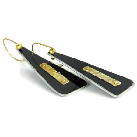 Mercedes-Benz CLS Spike Earrings