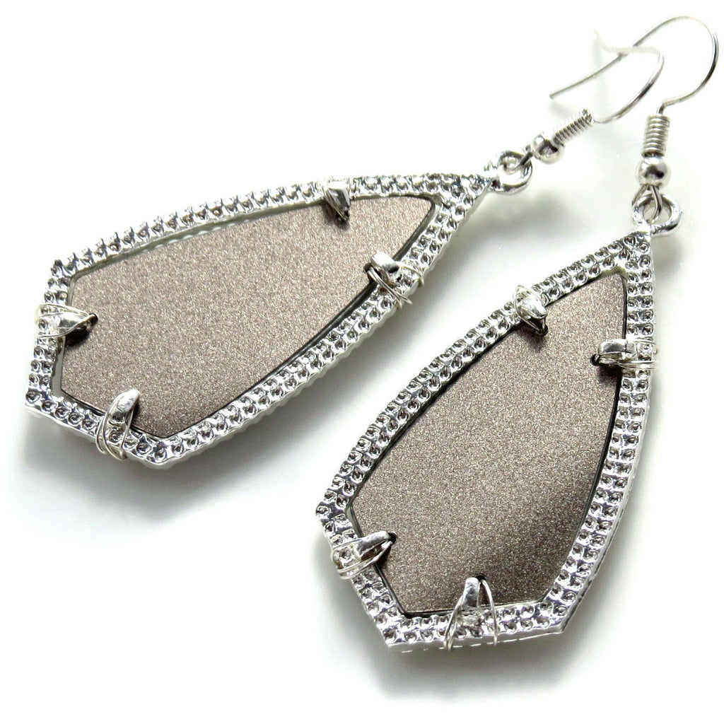 Porsche Kite Earrings - CRASH Jewelry