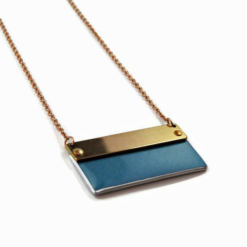 Bentley Bar Necklace - CRASH Jewelry