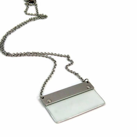 Porsche Panamera Heart Necklace