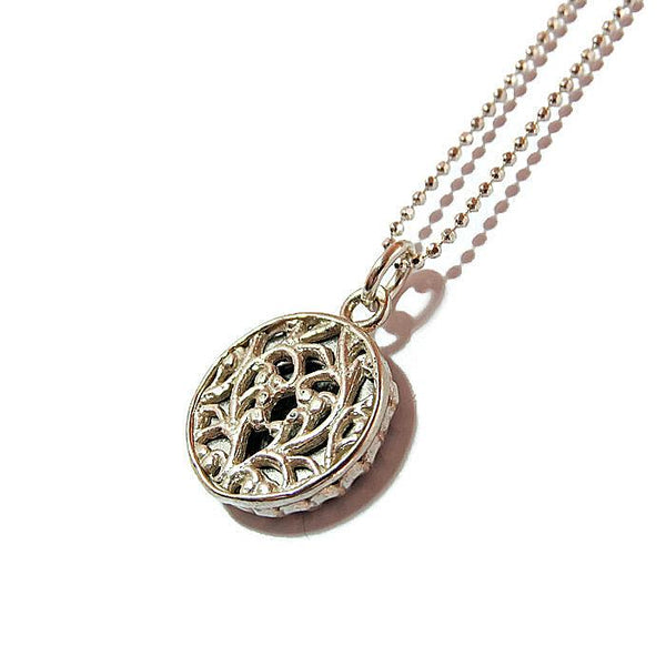 Porsche Lacy Bezel Necklace - CRASH Jewelry