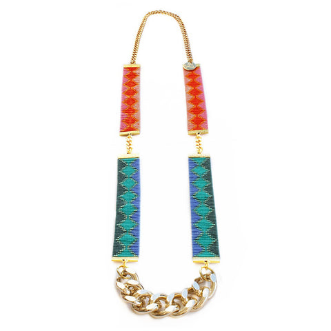 Rio Necklace - jeweleen - 1