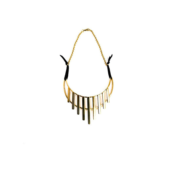 Kalimba necklace - jeweleen - 1