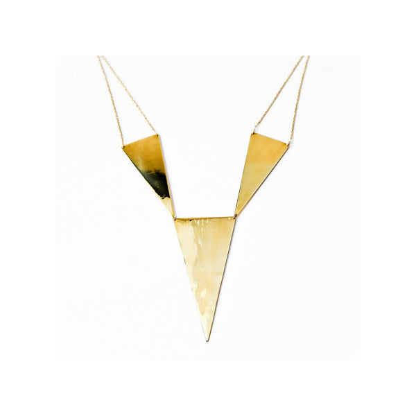 Paragon triad necklace - jeweleen - 1