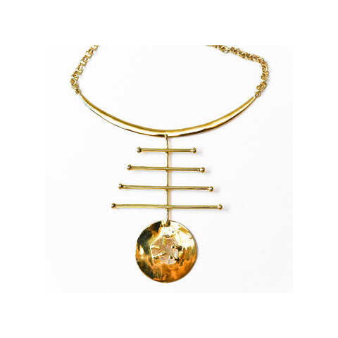 Asteroid  necklace - jeweleen - 1