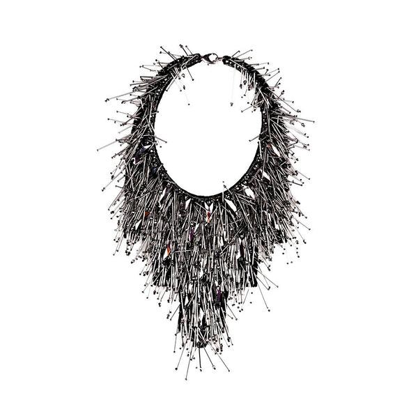 RIVIERA STATEMENT NECKPIECE. - jeweleen - 1