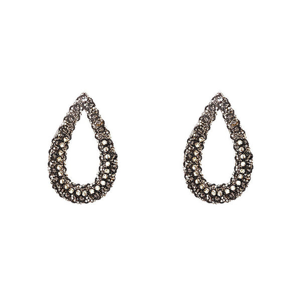 THE DIVA STATEMENT EARRINGS. - jeweleen