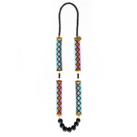 Miami Nights Necklace (Long) - jeweleen - 1