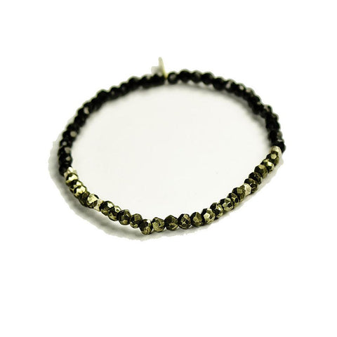 Stretch 'Pebble' Bracelet - jeweleen - 1