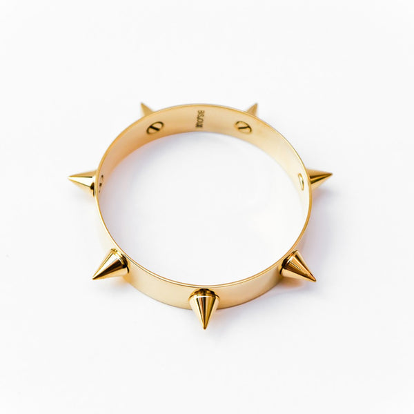 Spike bangle - jeweleen - 1