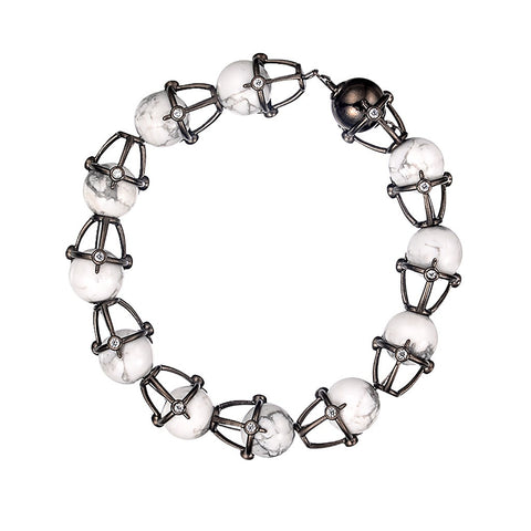 Morrows 10mm Bracelet - jeweleen - 1