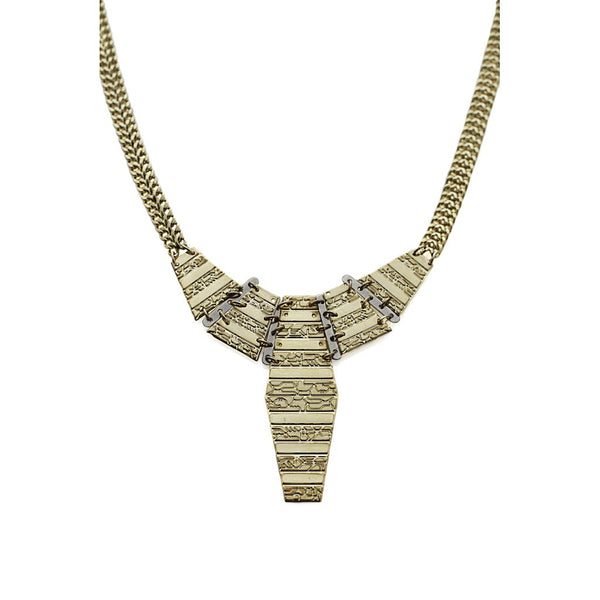 Classic Totem Statement Necklace - jeweleen