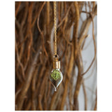 Terrarium Teardrop- Gold - jeweleen - 3