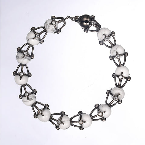 Morrows 8mm Bracelet - jeweleen - 1