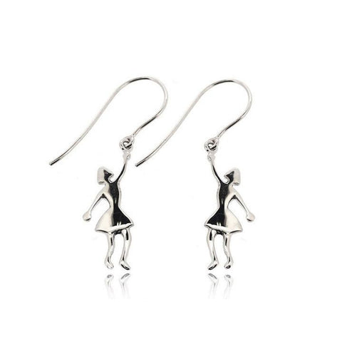GIRL DANCER EARRINGS