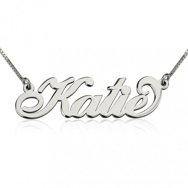 Carrie Name Necklace - jeweleen - 1