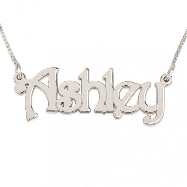 Harrie Style Name Necklace - jeweleen - 1