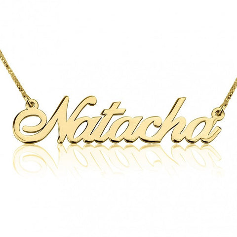 Trending Name Necklace Jewelry