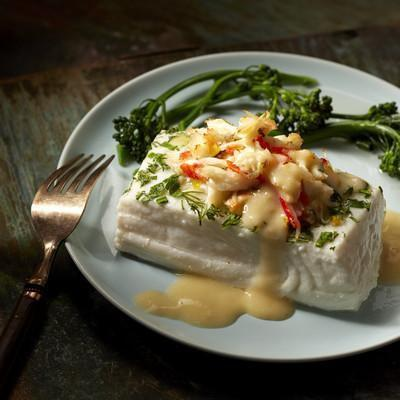 Halibut Broiling