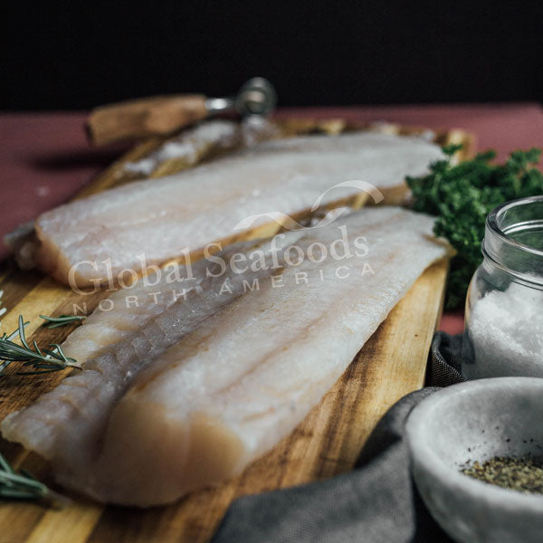 Pacific Cod Steamed