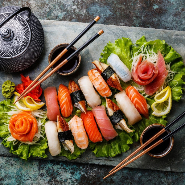 BEST SUSHI RESTAURANTS