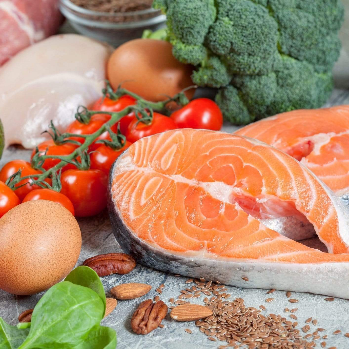 Low Carb Diet | GlobalSeafoods