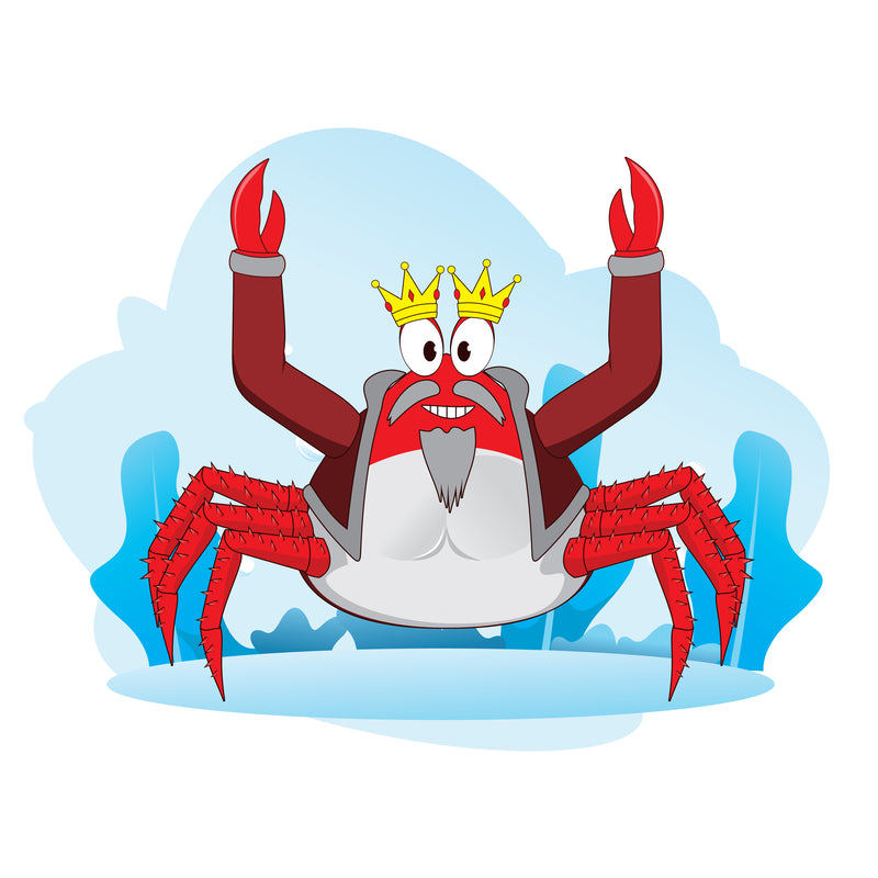How to cook Alaskan King Crabs
