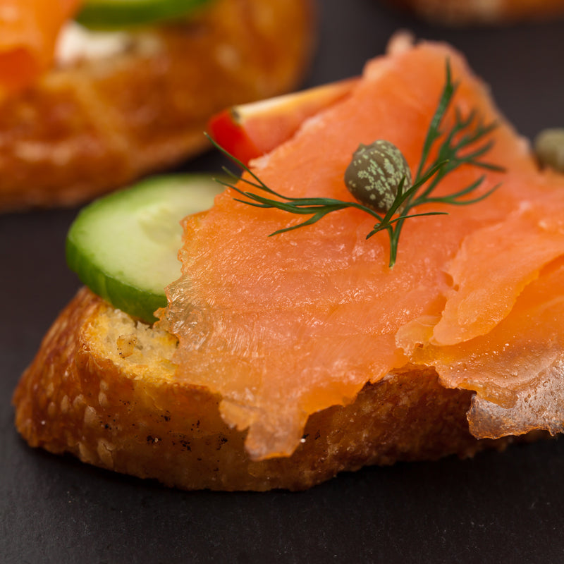 What is the Difference Between Lox and Smoked Salmon