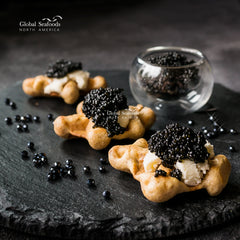 sturgeon black caviar