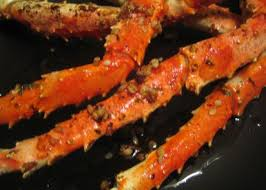 Roasted Red King Crab Clusters