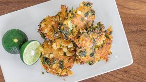 Alaskan Crab Fritters Recipe & Awesome Corn