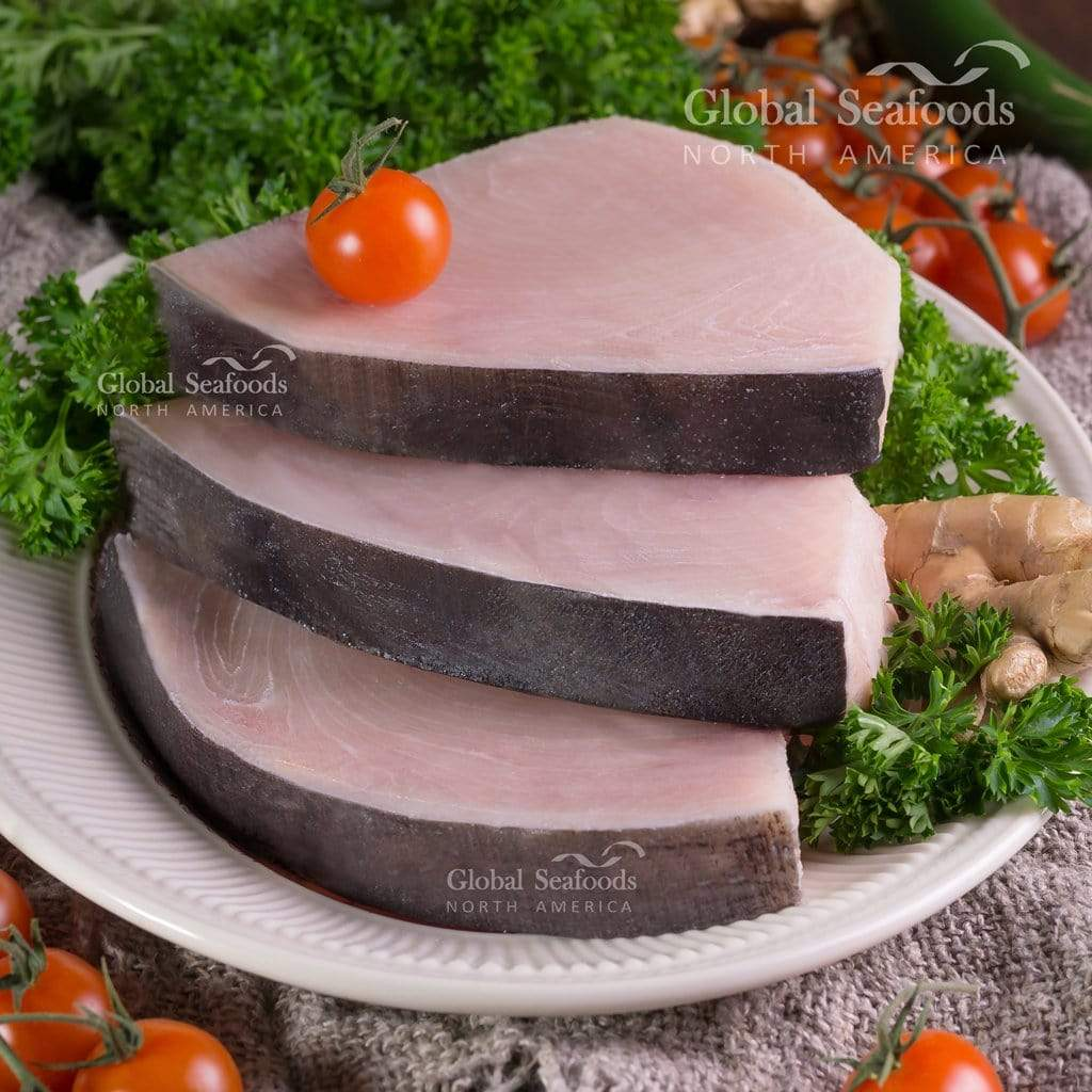 Global Seafoods North America Fish Swordfish Steaks