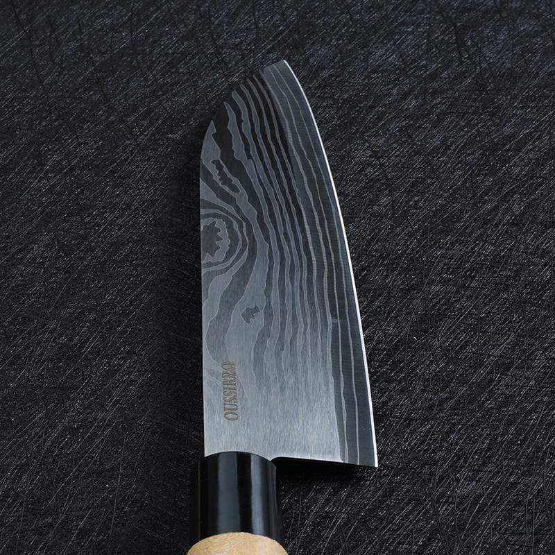 Global Seafoods North America Knife Japanese Damascus Chef Knives