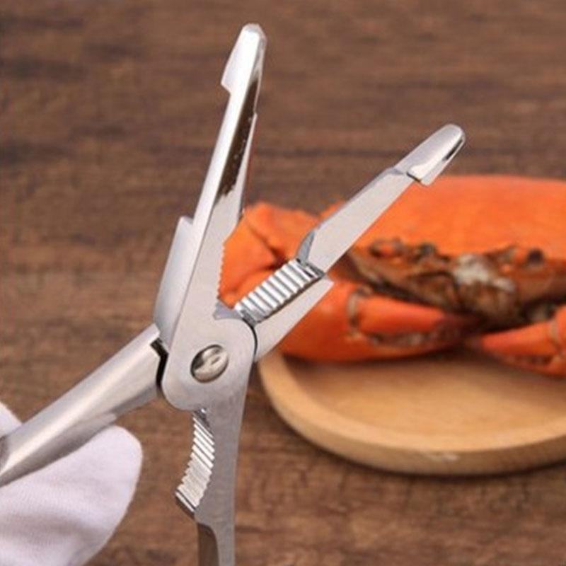Global Seafoods North America Seafood Cracker Pick Set For Crab Lobster