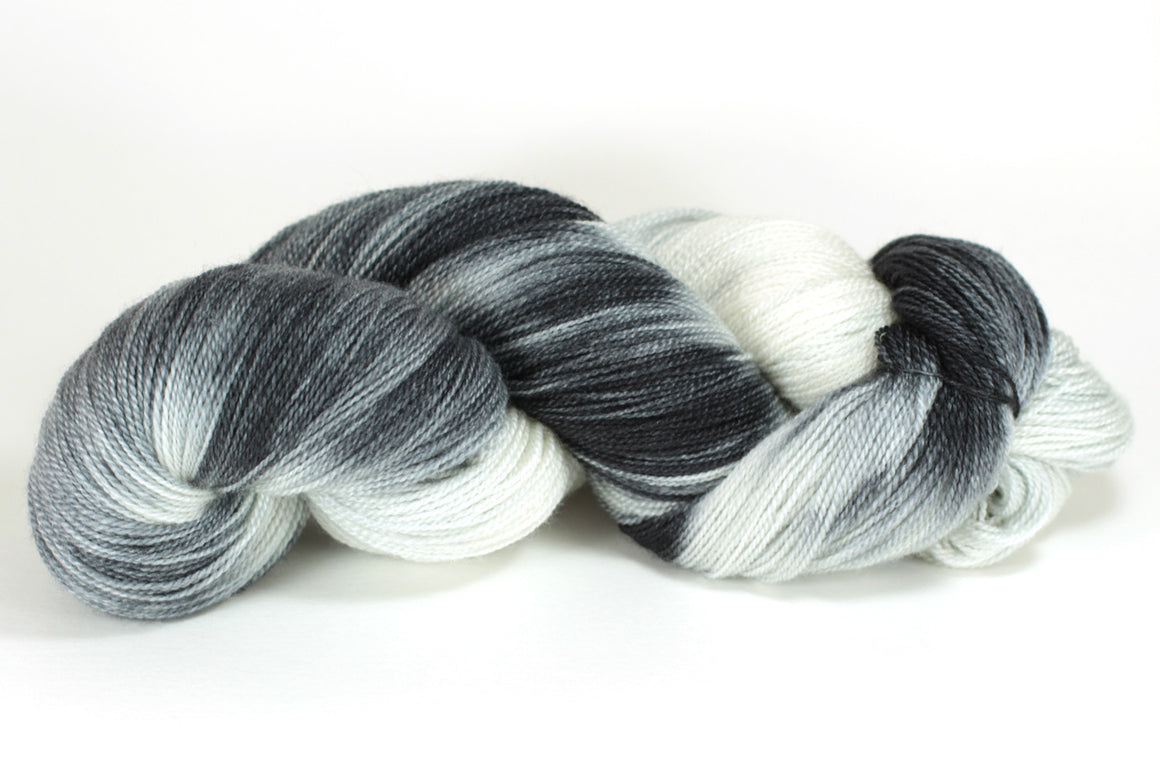 "<div class=""special"">Black & White</div> Heavenly Lace"