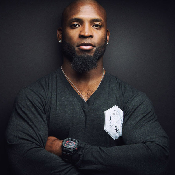 Ahman Green - Bound By Blood Warrior of Peace