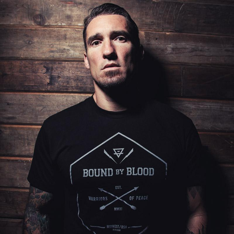 Clint Lowery - Bound By Blood Warrior of Peace