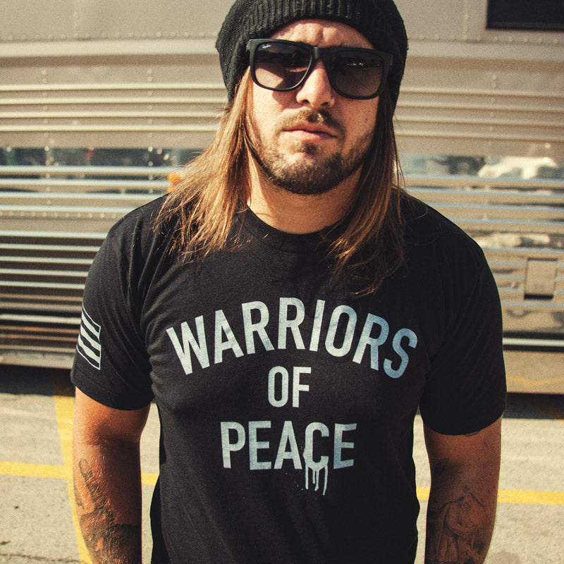 Joey West - Bound By Blood Warrior of Peace