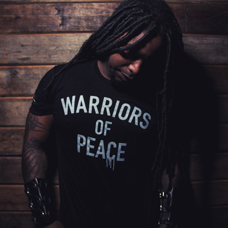 Lajon Witherspoon - Bound By Blood Warrior of Peace