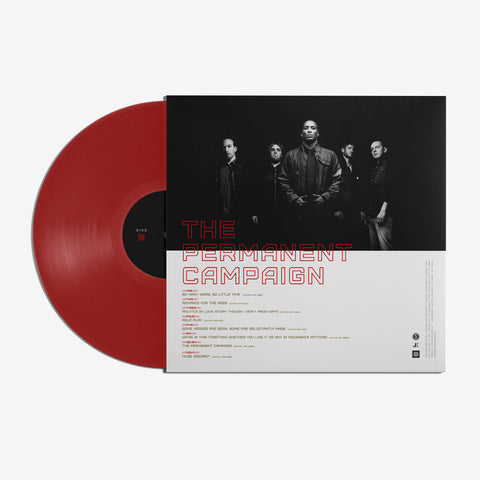 "5MAN ""The Permanent Campaign"" Limited Edition 10-Year Anniversary Vinyl"